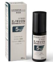 富士化学工業の発毛剤 ミノキシジル配合外用5%(FCI)