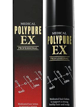 育毛剤のポリピュアEX